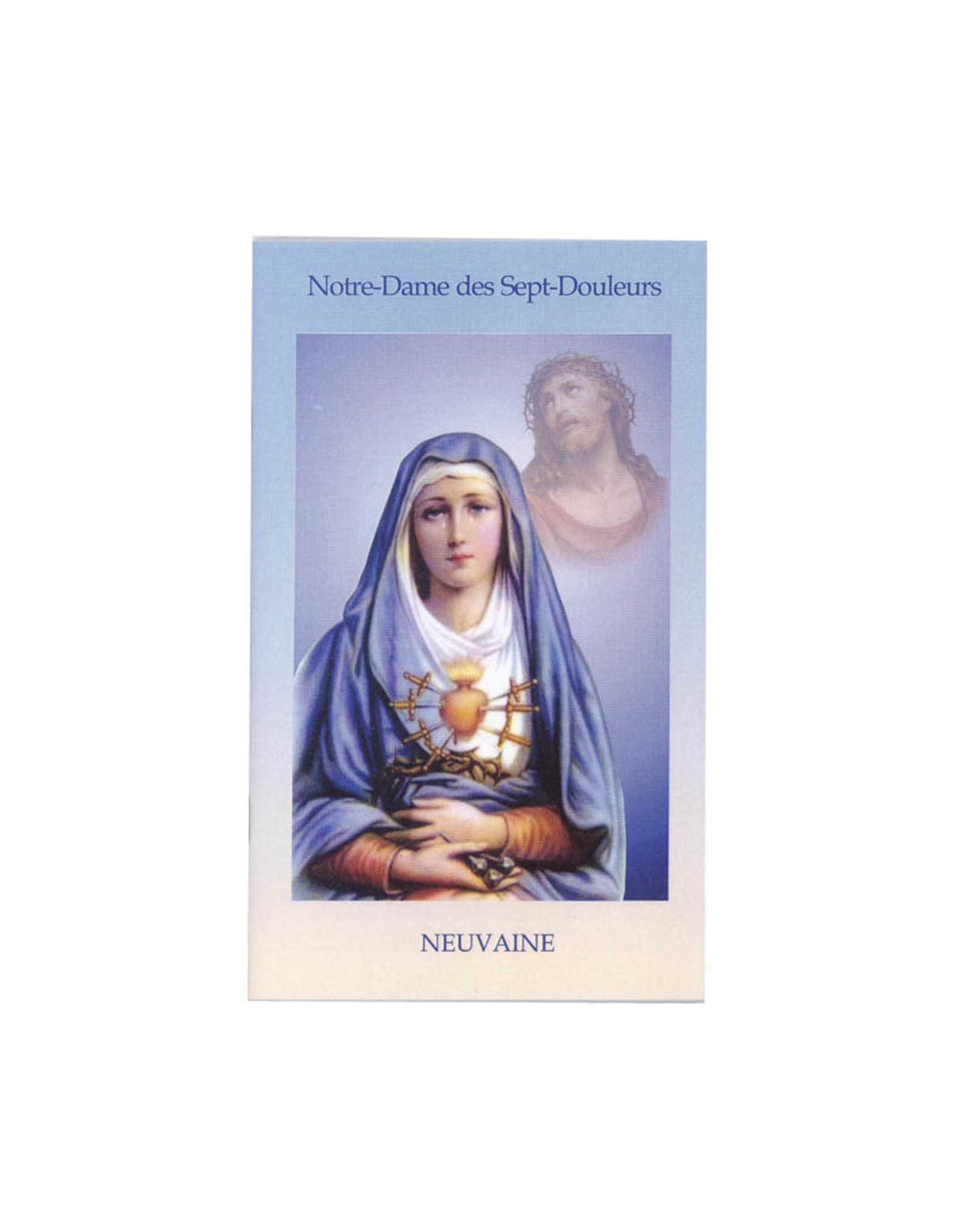 Neuvaine à Notre-Dame des Sept-Douleurs (french)