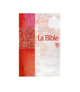 La Bible (version Parole de vie)  rose et blanche