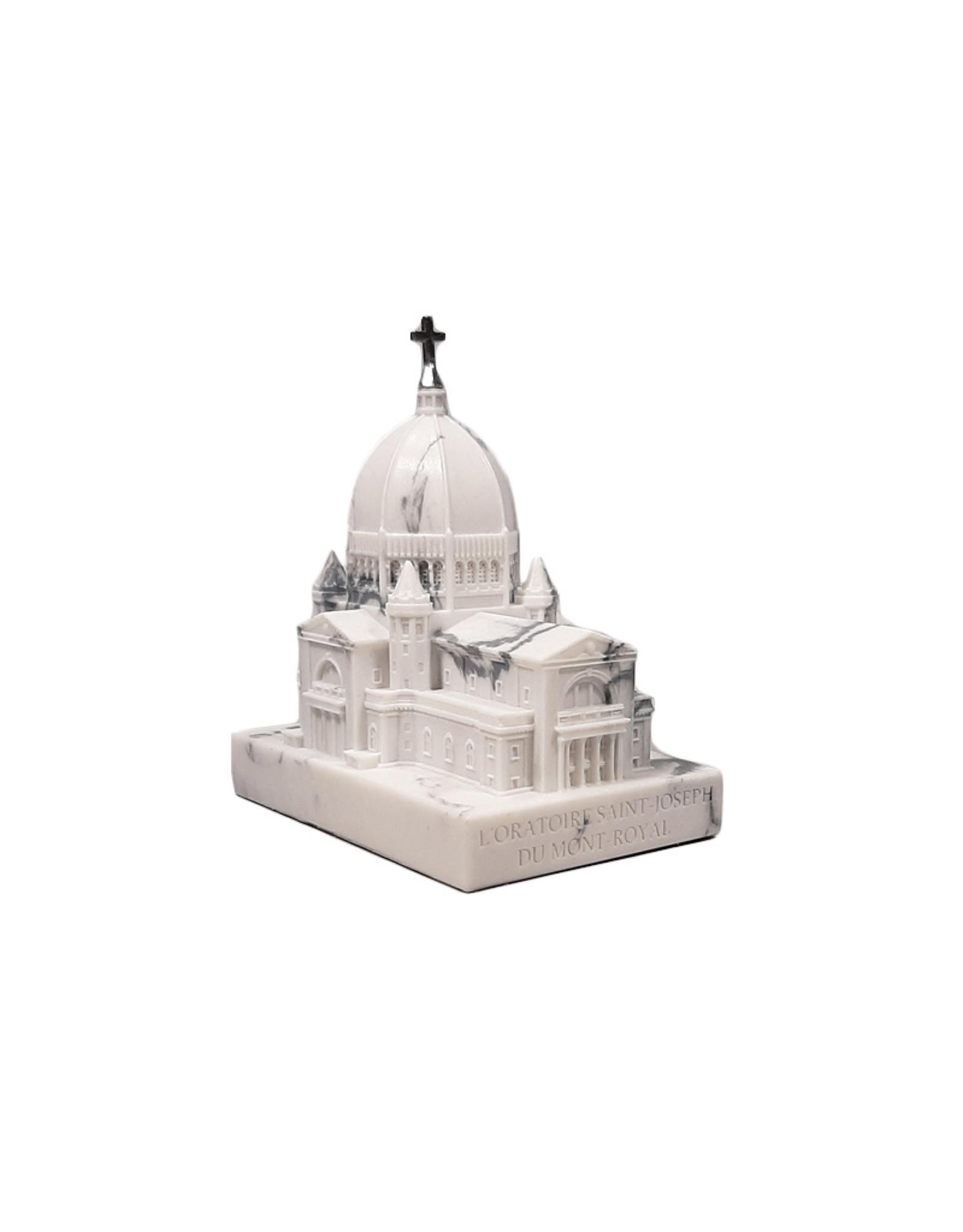 Réplique de l'Oratoire en marbre  (13cm)