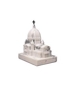 Marble replica of the Oratory (13 cm)