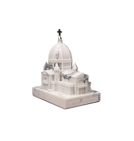Marble replica of the Oratory (13 cm)