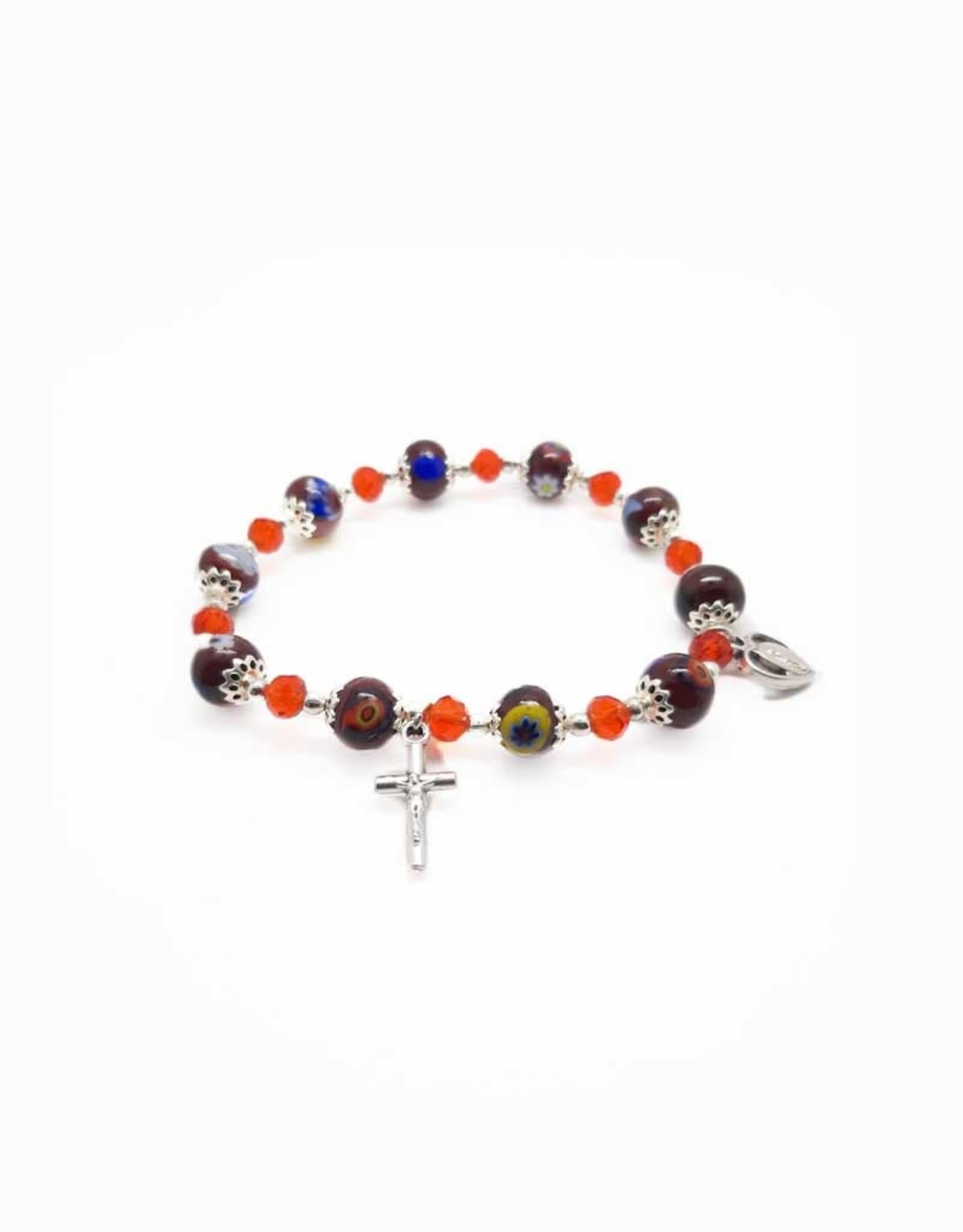 Bracelet verre de Murano
