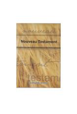 Société Biblique / Bible Society Nouveau Testament et Psaumes - Pocket size (french)