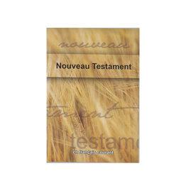Société Biblique / Bible Society Nouveau Testament et Psaumes (format poche)