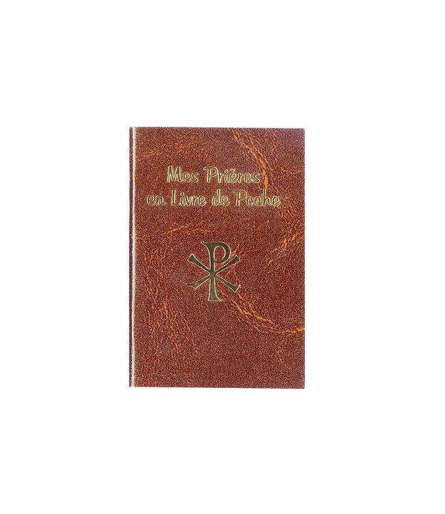 Catholic Book Publishing Mes Prières en Livre de Poche (french)