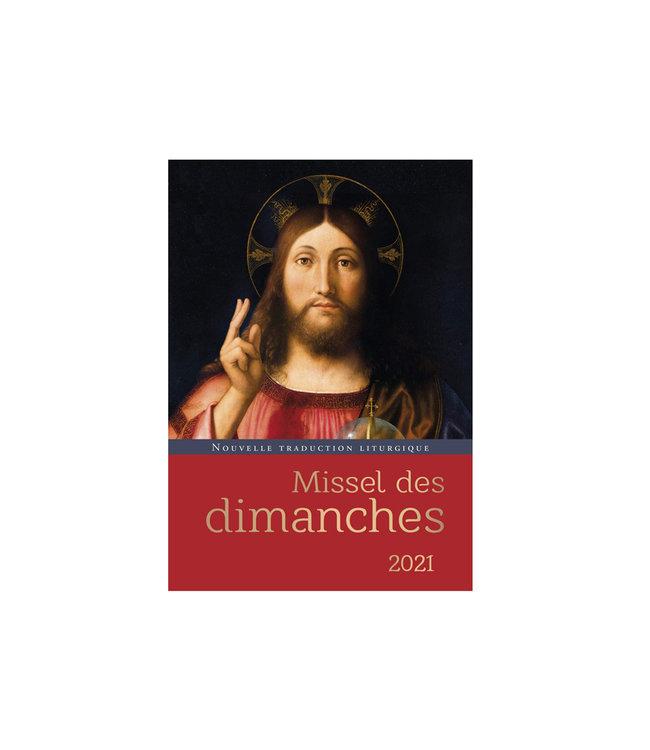 Mame Missel des dimanches 2021 Année B Nouvelle traduction liturgique