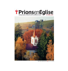 Prions en Église - October 2020 (french)