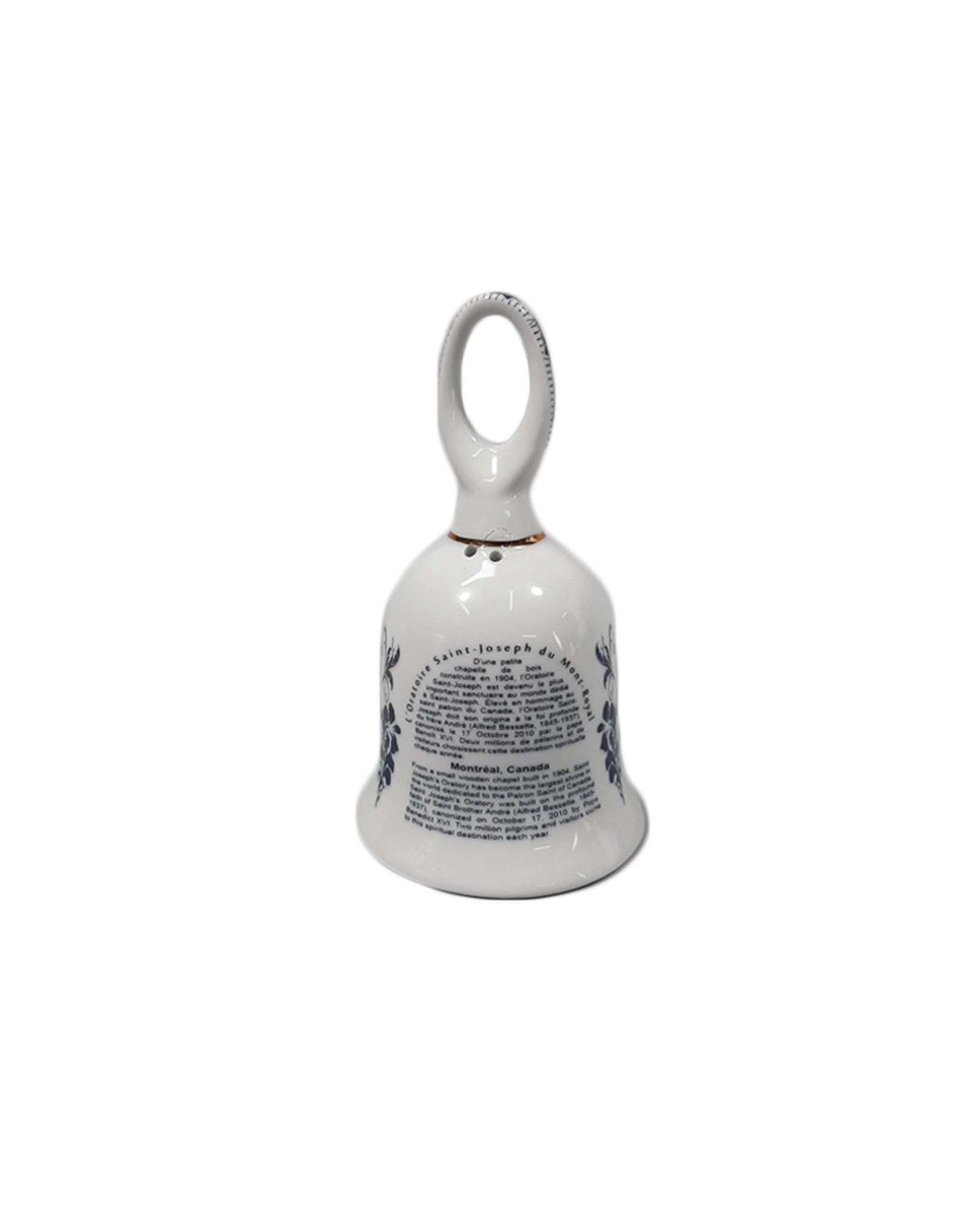 Saint Joseph's Oratory souvenir porcelain bell