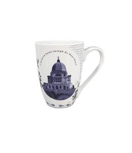 Tasse souvenir de l'Oratoire Saint-Joseph en porcelaine