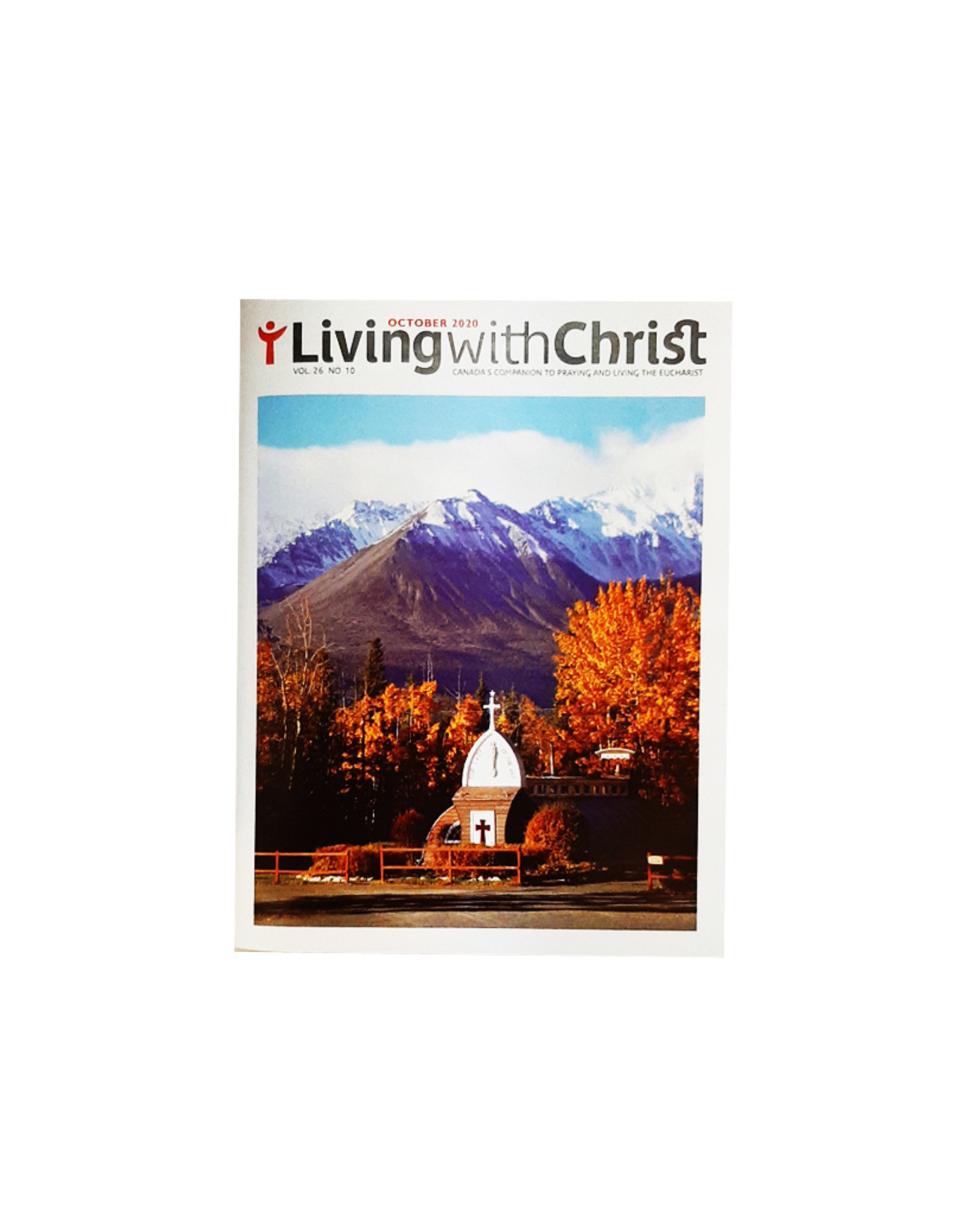 Living with Christ - October 2020 (anglais)