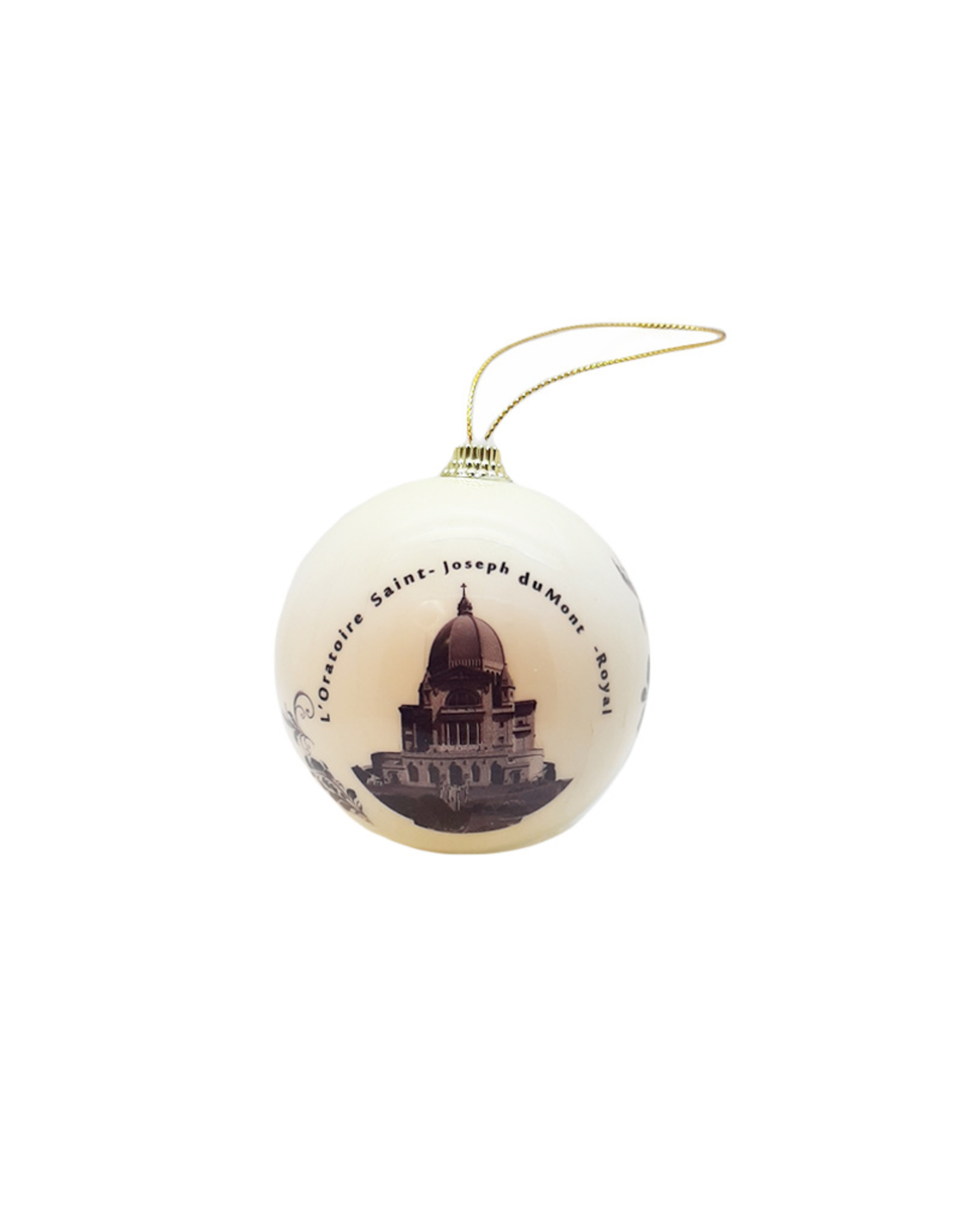 Boule de Noël Oratoire Saint-Joseph