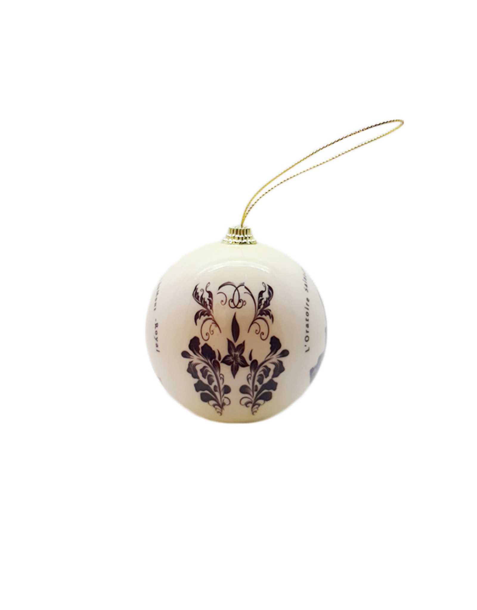 Saint Joseph's Oratory christmas ornament