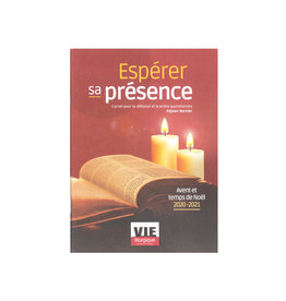 Novalis Carnet de prière :  Espérer sa présence - Avent et Noël 2020-2021