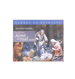 Novalis Carnet de prière : Au quotidien Avent et Noël 2020