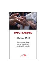 Éditions Médiaspaul Fratelli Tutti : Lettre encyclique sur la fraternité et l'amitié sociale