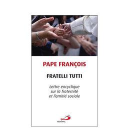 Éditions Médiaspaul Fratelli Tutti : lettre sur la fraternité et l'amitié sociale