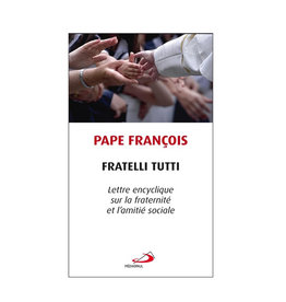 Éditions Médiaspaul Fratelli Tutti : Pope Francis (french)
