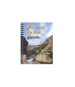 Au coeur du jour une parole 2021 (french)
