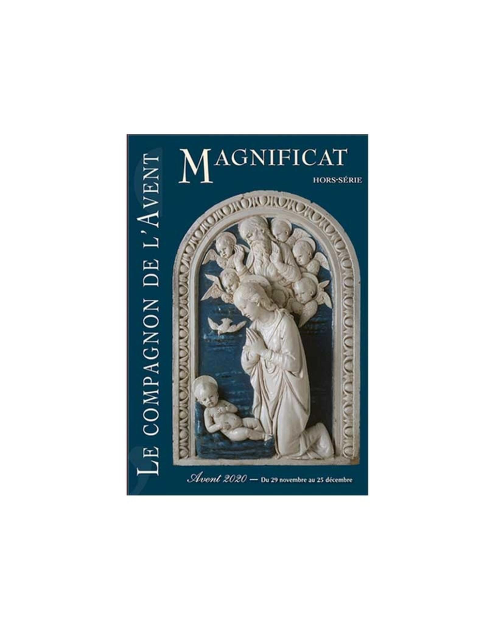 Éditions Magnificat Magnificat : Le compagnon de l'Avent 2020