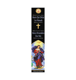 Fragrances & Sens Incense sticks Mary Undoer of Knots