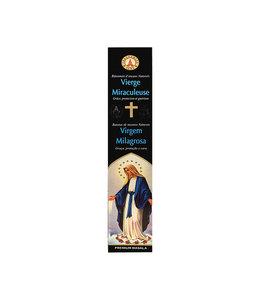Fragrances & Sens Encens bâtonnets Vierge Miraculeuse