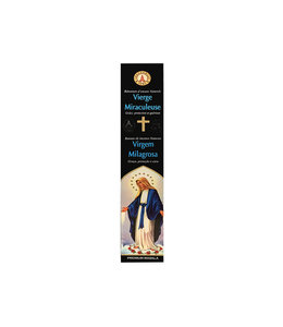 Fragrances & Sens Incense sticks Miraculous Virgin Mary