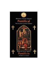 Fragrances & Sens Incense sticks Pontifical 12pcs 15g