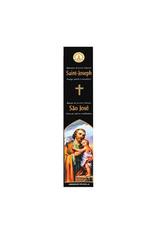 Fragrances & Sens Encens bâtonnets Saint Joseph 12pcs 15 g.