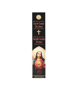 Fragrances & Sens Incense sticks Sacred Heart of Jesus