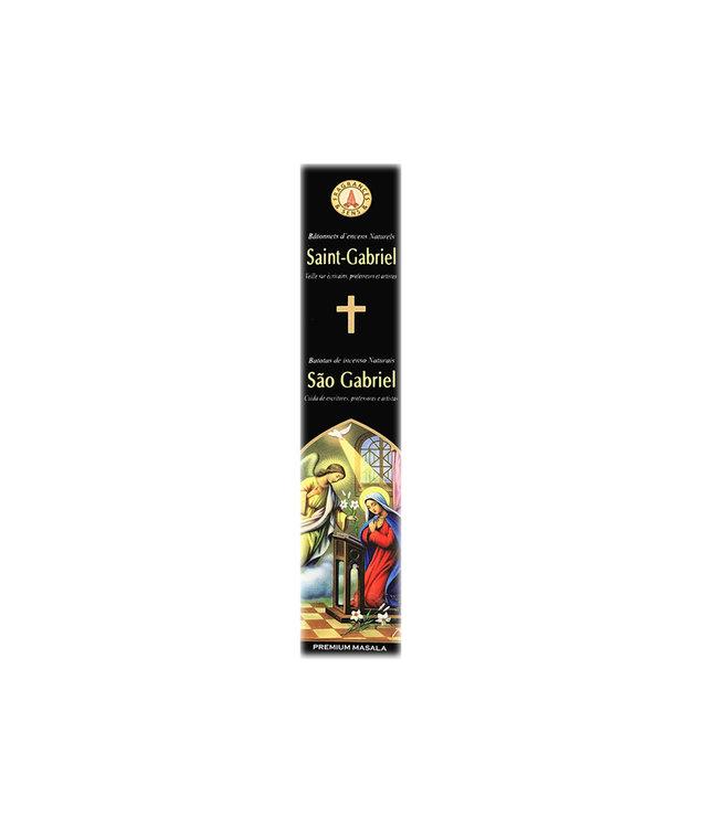 Fragrances & Sens Incense sticks Saint Gabriel Archangel 12pcs 15g