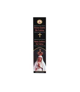 Fragrances & Sens Incense sticks Our Lady of Fatima