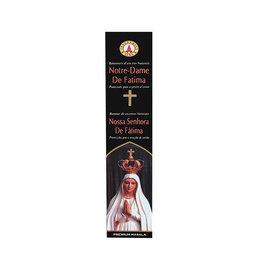 Fragrances & Sens Encens bâtonnets Notre Dame de Fatima