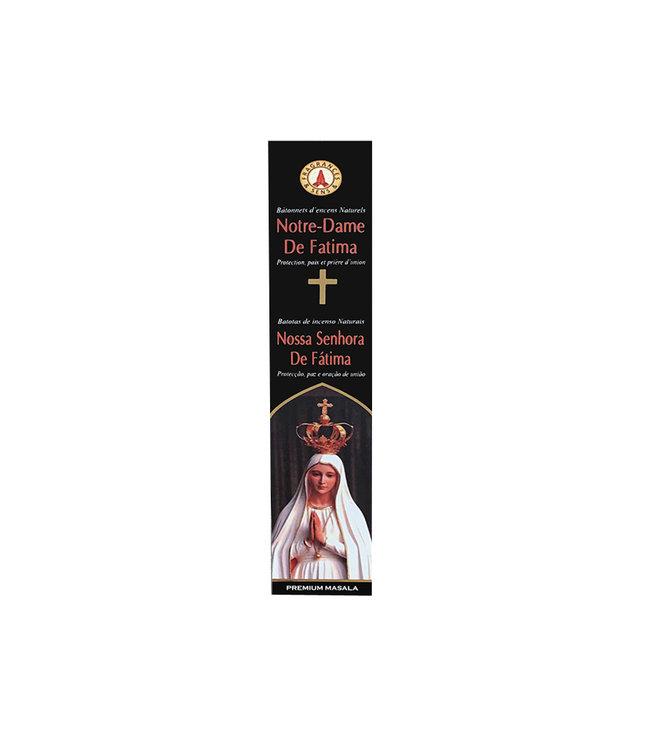 Fragrances & Sens Incense sticks Our Lady of Fatima 12pcs 15g