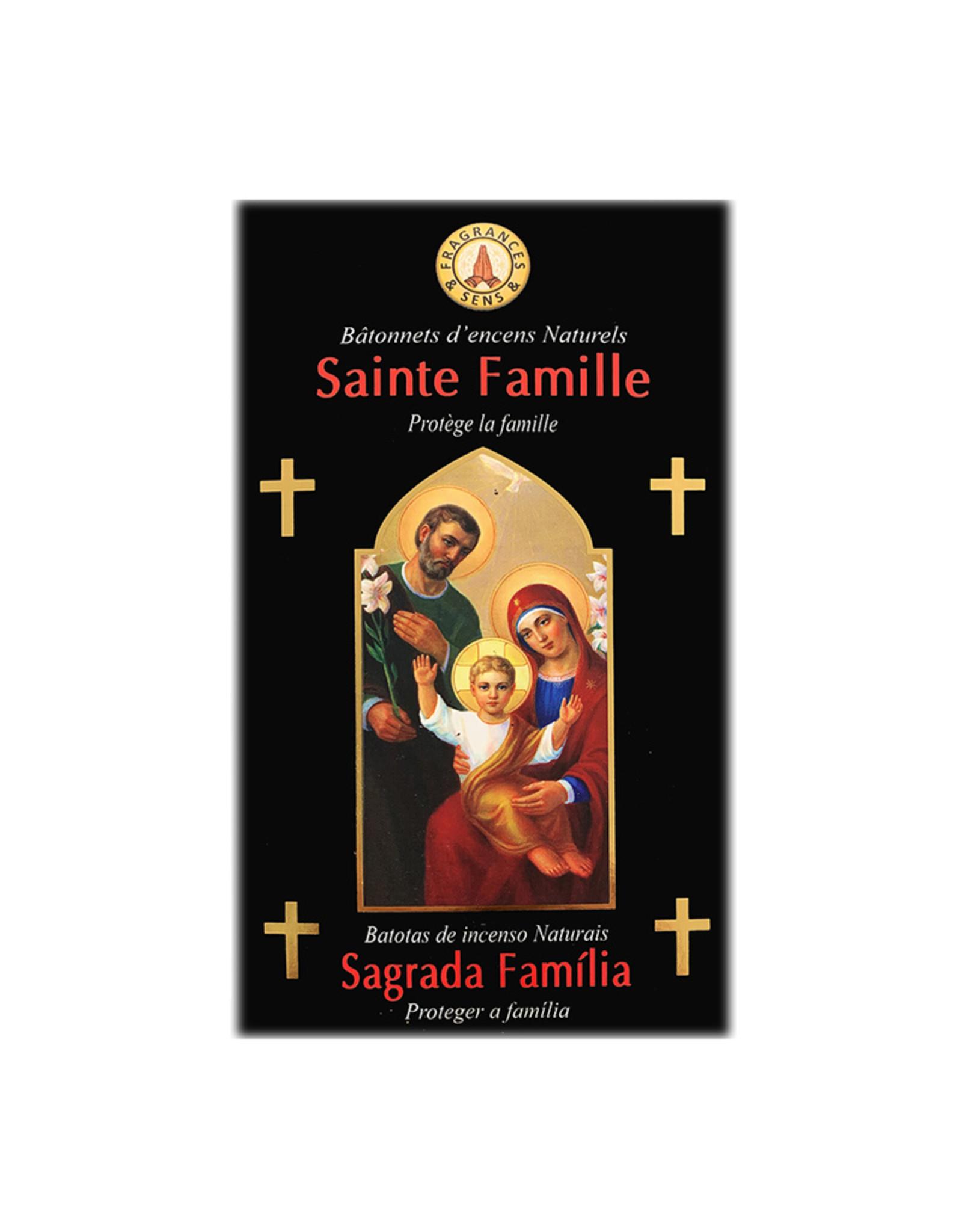 Fragrances & Sens Incense sticks Holy Family 12pcs 15g