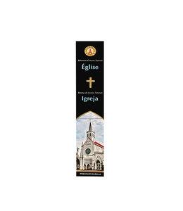 Fragrances & Sens Incense sticks Church blend