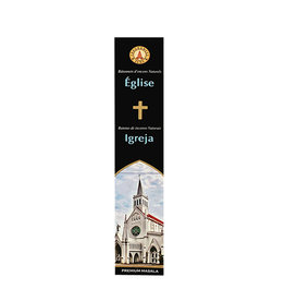 Fragrances & Sens Incense sticks Church blend
