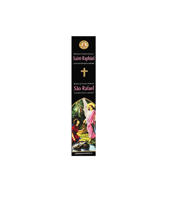 Fragrances & Sens Incense sticks Saint Raphael Archangel 12pcs 15g.
