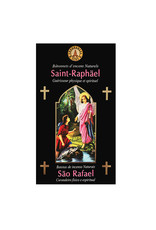 Fragrances & Sens Incense sticks Saint Raphael Archangel 12pcs 15g.