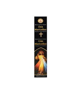Fragrances & Sens Encens bâtonnets Christ Miséricordieux