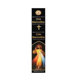 Fragrances & Sens Incense sticks Merciful Christ