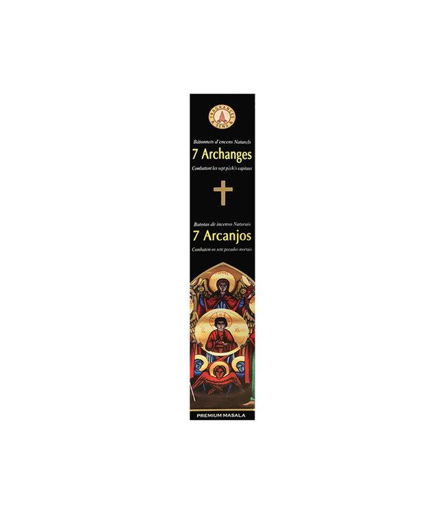 Fragrances & Sens Incense sticks 7 Archangels12pcs 15g