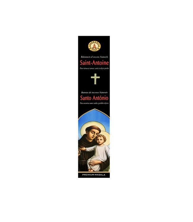 Fragrances & Sens Encens bâtonnets Saint Antoine 12pcs 15g