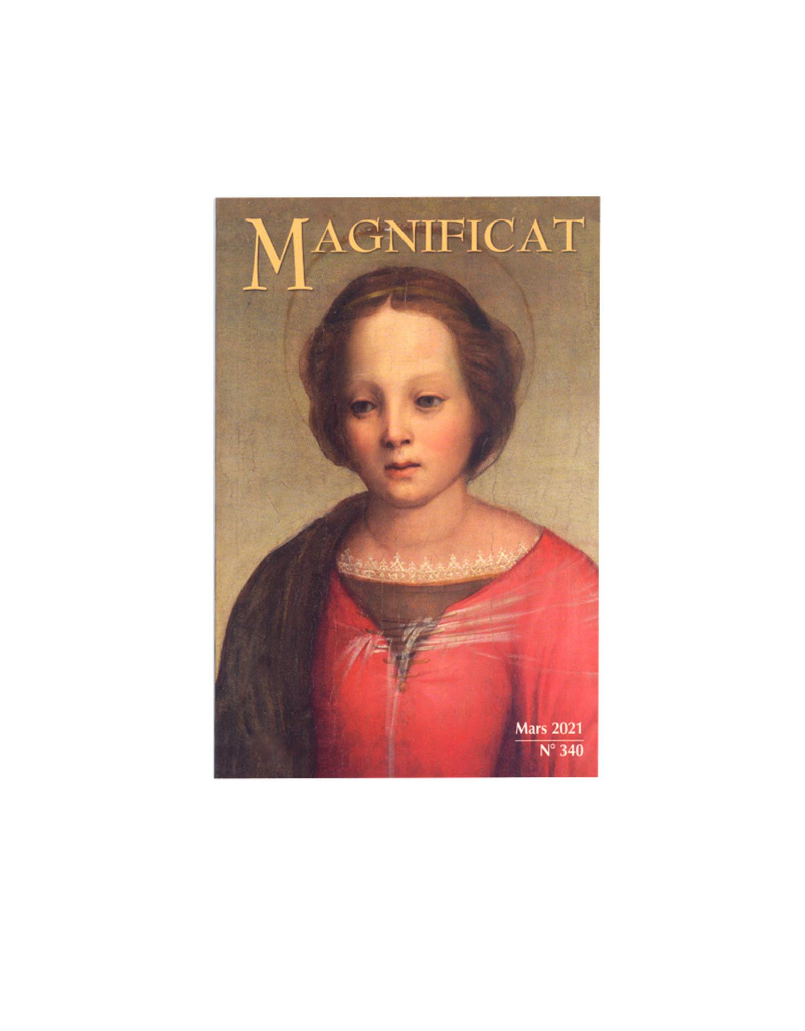 Éditions Magnificat Magnificat - Mars 2021