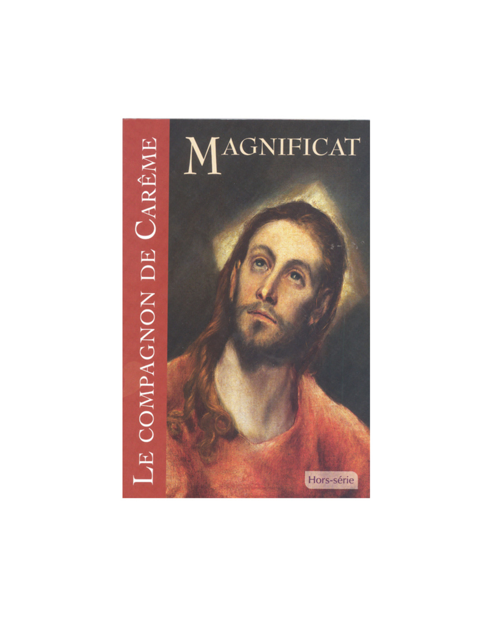 Magnificat - 2021 Lent prayer companion (french)