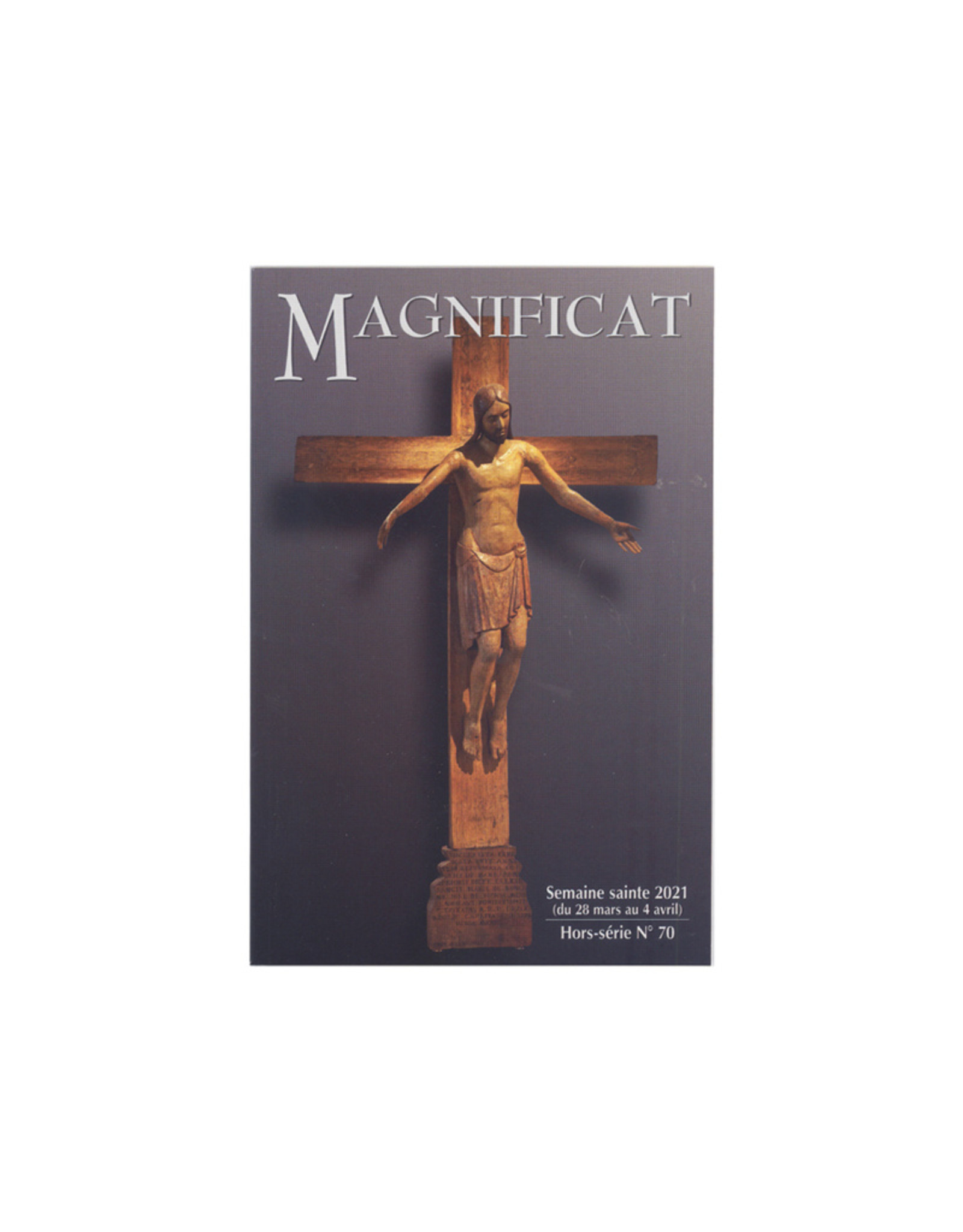 Éditions Magnificat Magnificat - March 2021 (french)