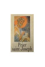 Prier saint Joseph - Livret de prières