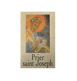 Prier Saint Joseph (french)