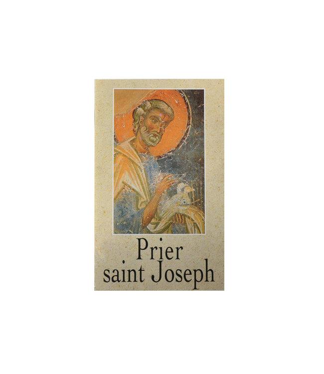 Prier Saint Joseph (french)