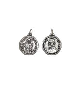 Grande médaille de Saint Joseph et frère André
