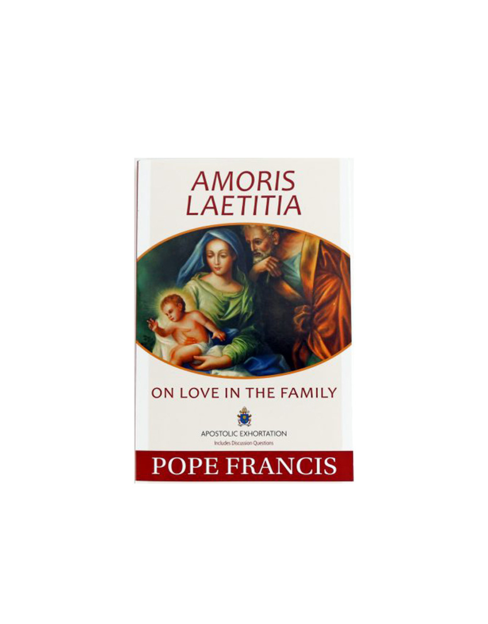 Amoris Laetitia, on love in the family. (anglais)